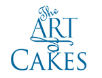 The Art of Cakes Sticky Logo